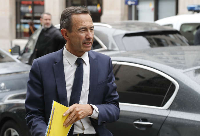 Bruno Retailleau, à Paris en juin.