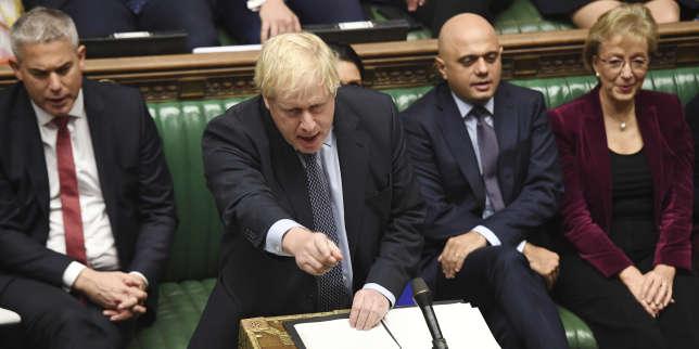 Brexit: comment Boris Johnson et les Européens espèrent rattraper le contretemps de samedi