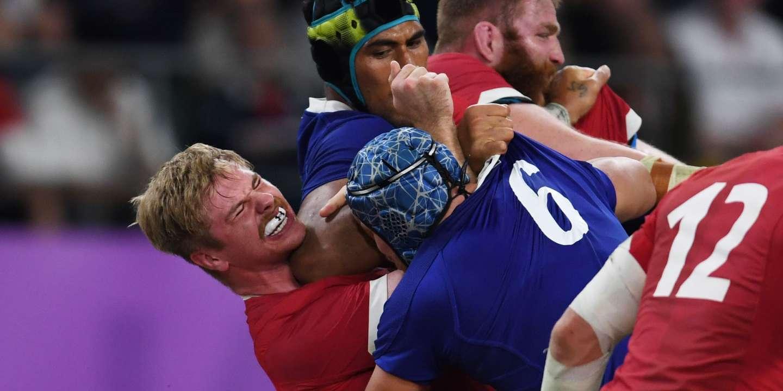 Coupe du monde de rugby 2019 : le geste inexpliqué de Sébastien Vahaamahina