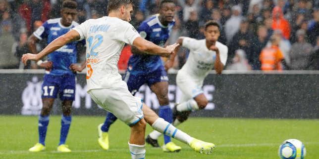 Ligue 1: Marseille et les mal classés se rebiffent