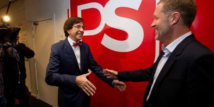En Belgique, les socialistes entrouvrent la porte à une coalition avec l'alliance néoflamande