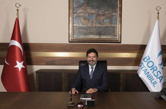 Mehmet Hakan Atilla, un ancien dirigeant de Halkbank qui a purgé une peine de prison aux Etats-Unis, a été nommé au poste de directeur général de la Bourse d'Istanbul lundi 21 octobre.