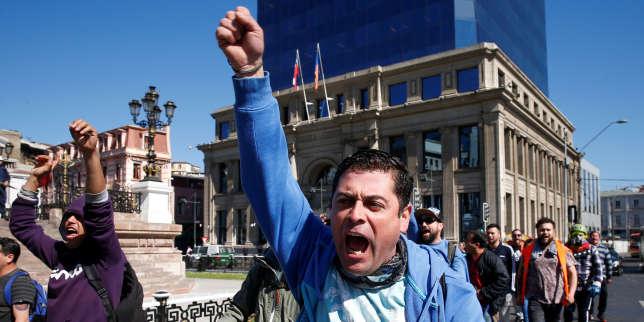 Derrière le «miracle» économique chilien, une société profondément inégalitaire