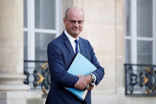 Le nouveau protocole sanitaire pour les écoles entrera en vigueur lundi22juin, a annoncé le ministre de l'éducation nationale, Jean-Michel Blanquer.