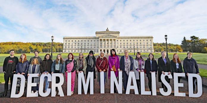 L'avortement et le mariage gay légalisés en Irlande du Nord, faute d'exécutif local pour les contrer