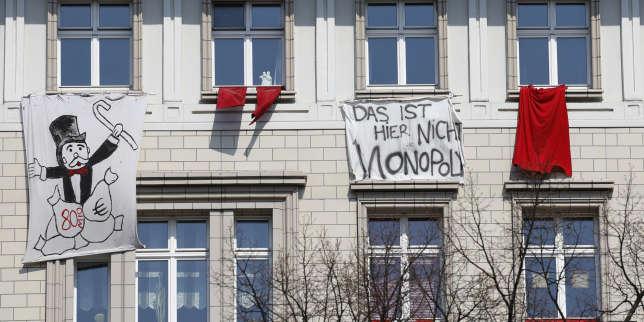 A Berlin, des mesures «révolutionnaires» pour enrayer la hausse des loyers