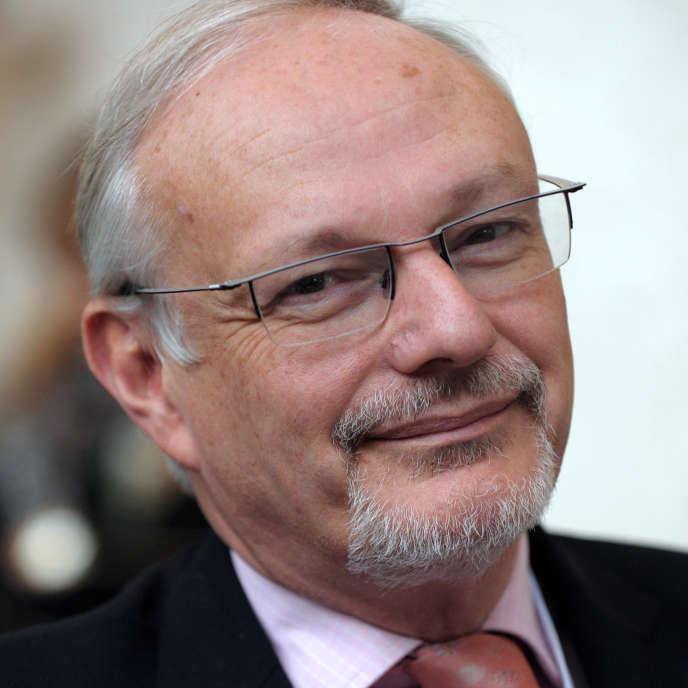 Jean-Michel Severino, ancien directeur de l'Agence française de développement, en décembre 2013.