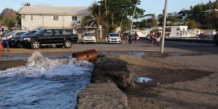 Mayotte menacée par la montée des eaux