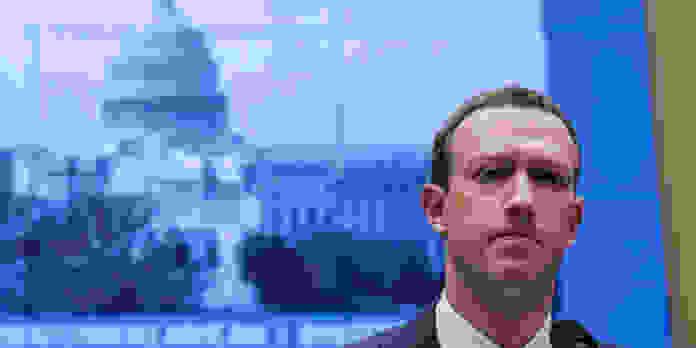 Facebook : suivez en direct l'audition de Mark Zuckerberg au Congrès américain