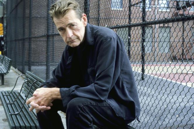 Nick Tosches à New York, en 2000.