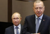 «Il faudrait un coup de théâtre pour ramener la Turquie vers une adhésion univoque au camp transatlantique»