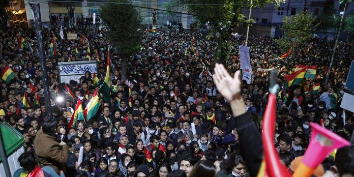 Bolivie : face à la grève générale lancée par l'opposition, Evo Morales dénonce un coup d'Etat