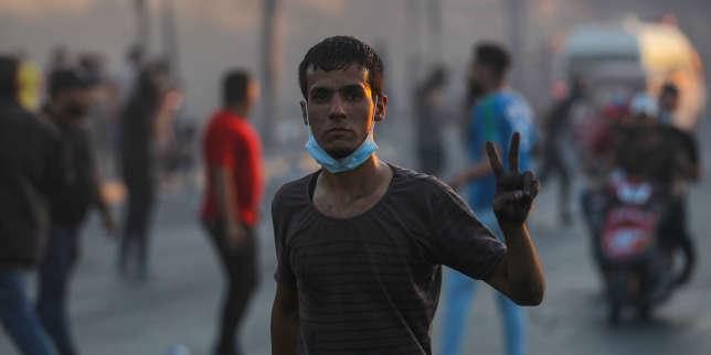 Les manifestations en Irak ont fait 157 morts, en majorité à Bagdad; des commandants limogés