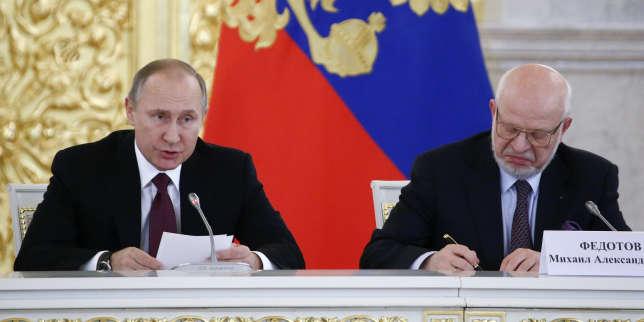 En Russie, le Conseil des droits de l'homme expurgé de plusieurs membres critiques
