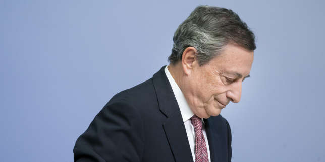 BCE : Mario Draghi, le «sauveur de l'euro», tire sa révérence