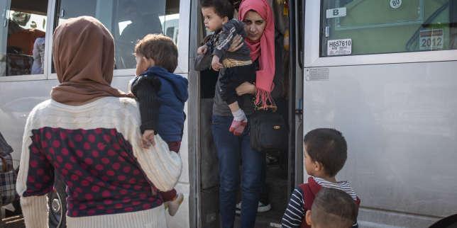 En Irak, le désespoir et les peurs des réfugiés chassés par l'offensive turque: «C'est la fin des Kurdes de Syrie»