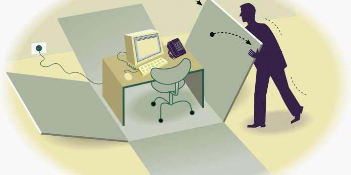 Déménagement, aménagement d'espace : avancées et reculades du « flex office »