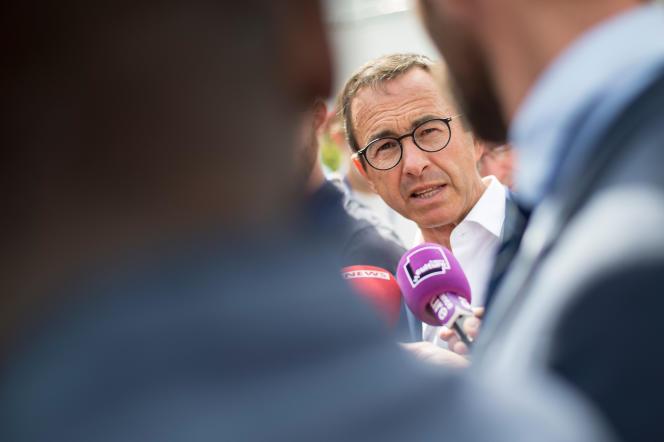 Le sénateur (LR) Bruno Retailleau, veut déposer une proposition de loi pour «contrer» les listes « communautaristes».