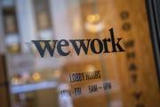 Un espace de coworking de WeWork, dans le quartier des affaires à New York, le 13 septembre.