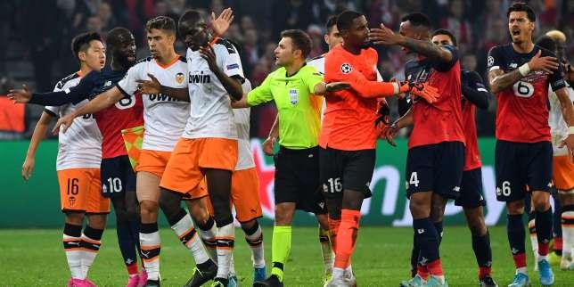 Ligue des champions: Lille arrache le nul face à Valence (1-1)