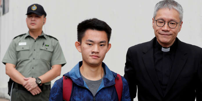 Un imbroglio politico-juridique entre Hongkong et Taïwan embarrasse Carie Lam