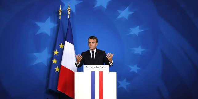 «Macron veut changer l'UE parce que le monde change. Ça passe ou ça casse. Et avec lui, ça casse souvent»