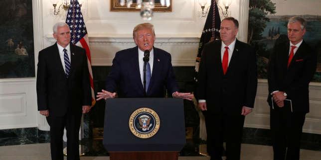 Offensive en Syrie: les Etats-Unis lèvent les sanctions qui visaient la Turquie