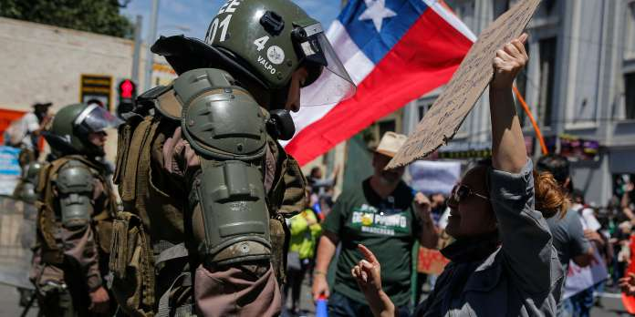 Chili : les principaux syndicats appellent à la grève générale