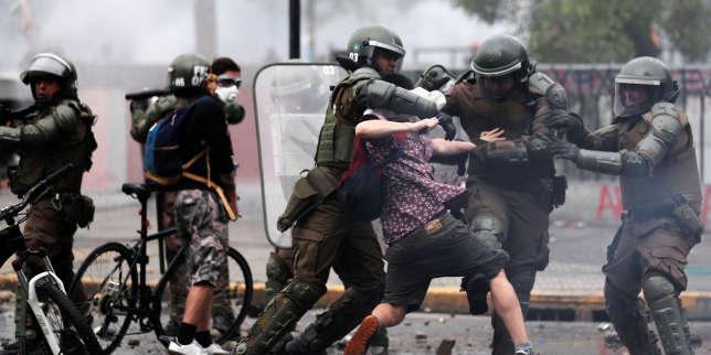 Chili: «Nous sommes solidaires du formidable mouvement populaire qui s'est levé»