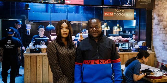 « Ici, tout est possible » : à Moscou, la success story d'un couple camerounais