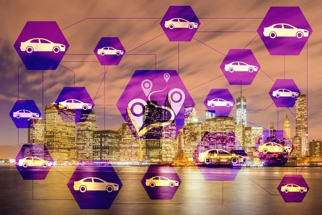 L'autopartage permet aux entreprises de réaliser des économies substantielle.