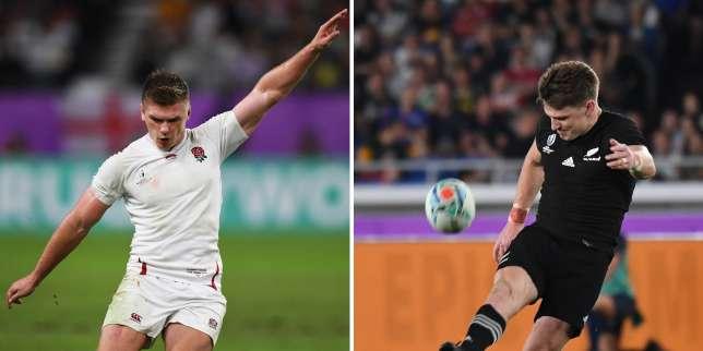 Angleterre - Nouvelle-Zélande : suivez la demi-finale de la Coupe du monde de rugby 2019 en direct
