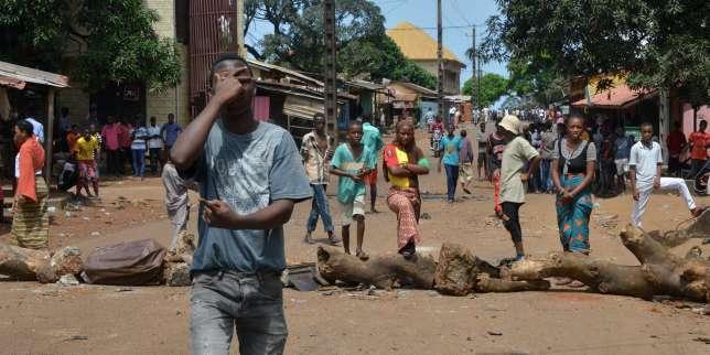 En Guinée, dans la banlieue de Conakry, la fabrique de martyrs