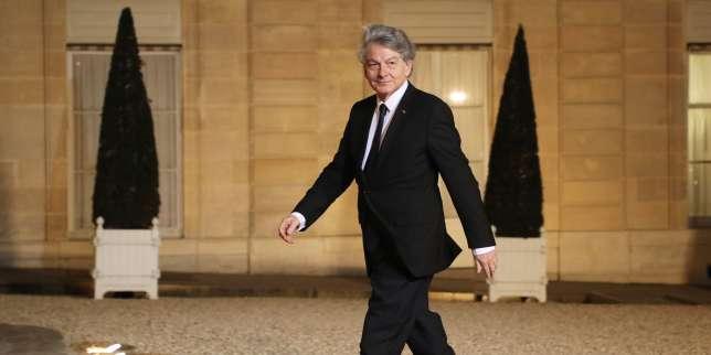 Emmanuel Macron choisit Thierry Breton comme candidat pour la Commission européenne