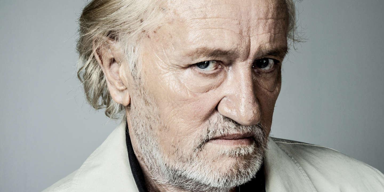 Niels Arestrup, acteur.Paris, le 17 mars 2014.