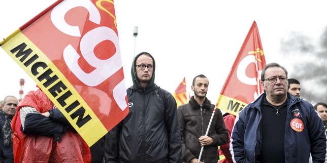 A La Roche-sur-Yon, des «Michelin» vigilants sur leur reclassement