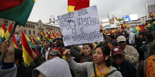 Présidentielle en Bolivie: Morales revendique la victoire, la mobilisation se poursuit