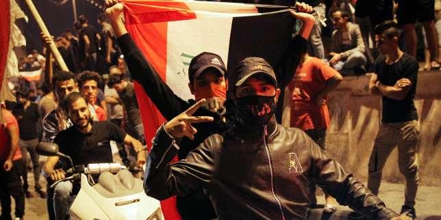 Les manifestations contre le gouvernement reprennent en Irak