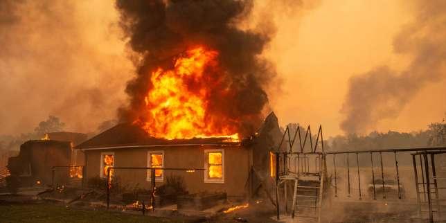 La saison des incendies bat son plein en Californie