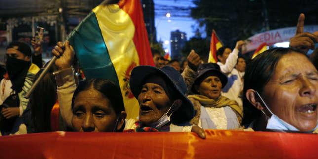 «Evo Morales ne respecte plus rien»: manifestations en Bolivie pour obtenir un second tour
