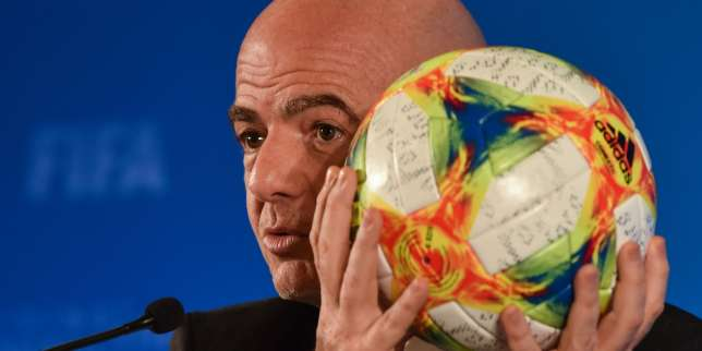 La FIFA confie l'organisation de la Coupe du monde des clubs 2021 à la Chine