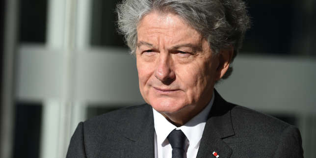 Commission européenne: Macron propose Thierry Breton à la place de Sylvie Goulard