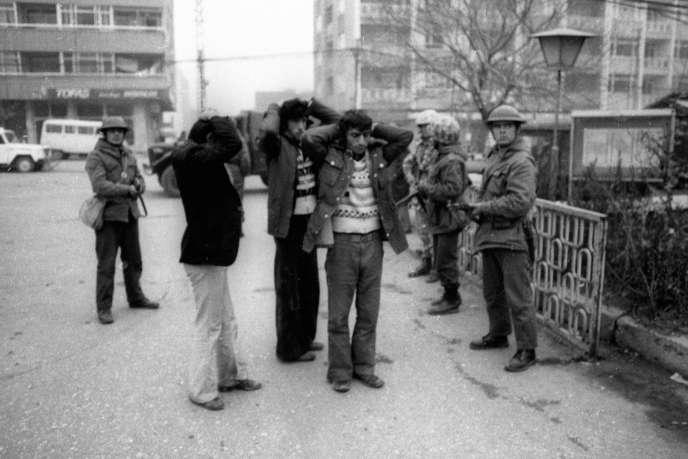 Le massacre de Maraş à Kahramanmaraş, en 1978.
