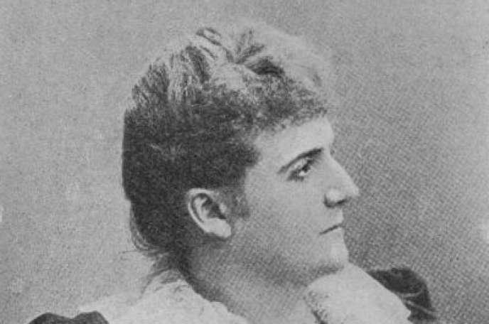 La compositrice Augusta Holmès en 1908.