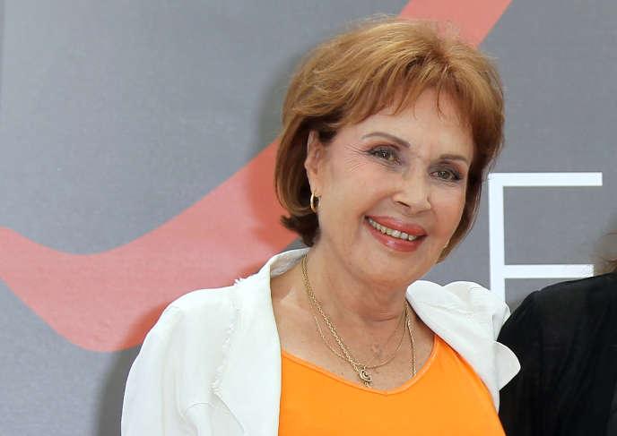 Pascale Roberts, en juin 2012.
