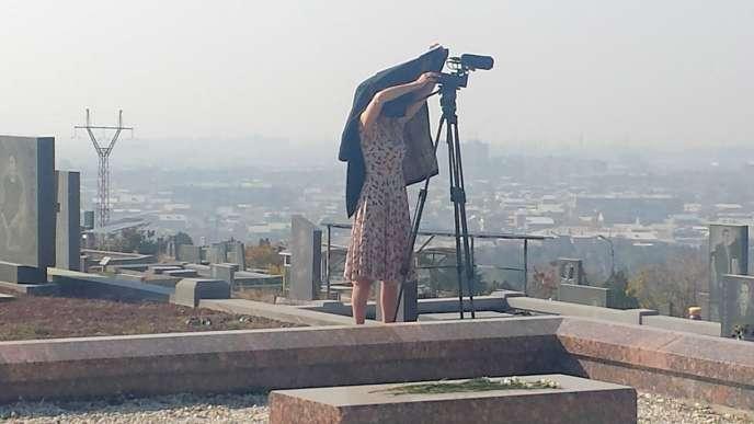 «Je prends ta peine» d'Anne Consigny, a été en partie tourné en Arménie.