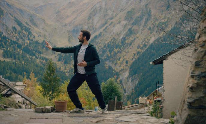 William Lebghil, acteur du film «Debout sur la montagne».