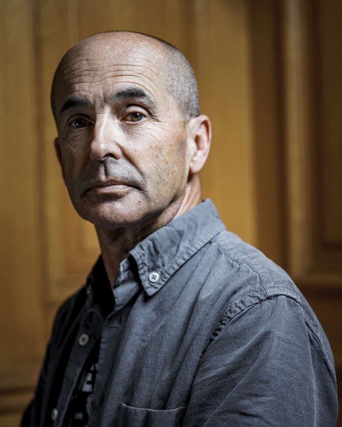 Don Winslow, à Paris, en novembre 2018.