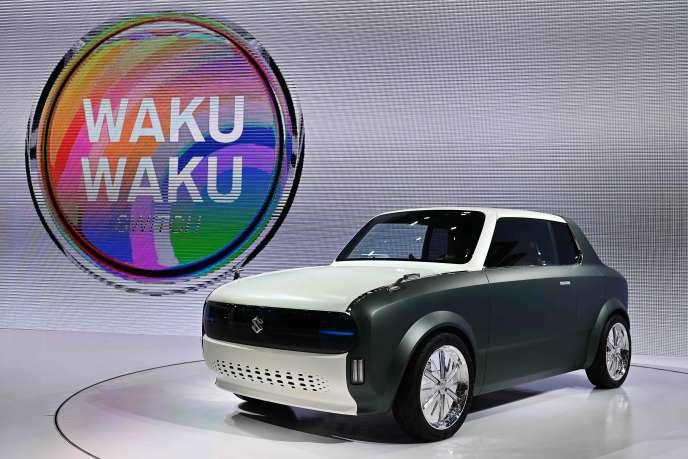 La Waku Spo de Suzuki.