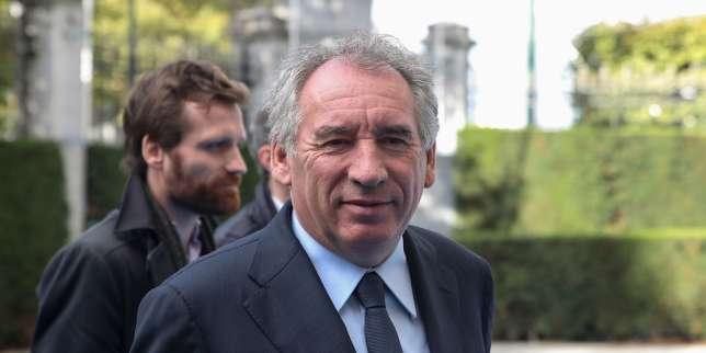 Assistants parlementaires du MoDem: François Bayrou convoqué en vue de sa mise en examen